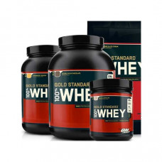 Optimum nutrition 100% Gold Standard Whey Protein (908г)